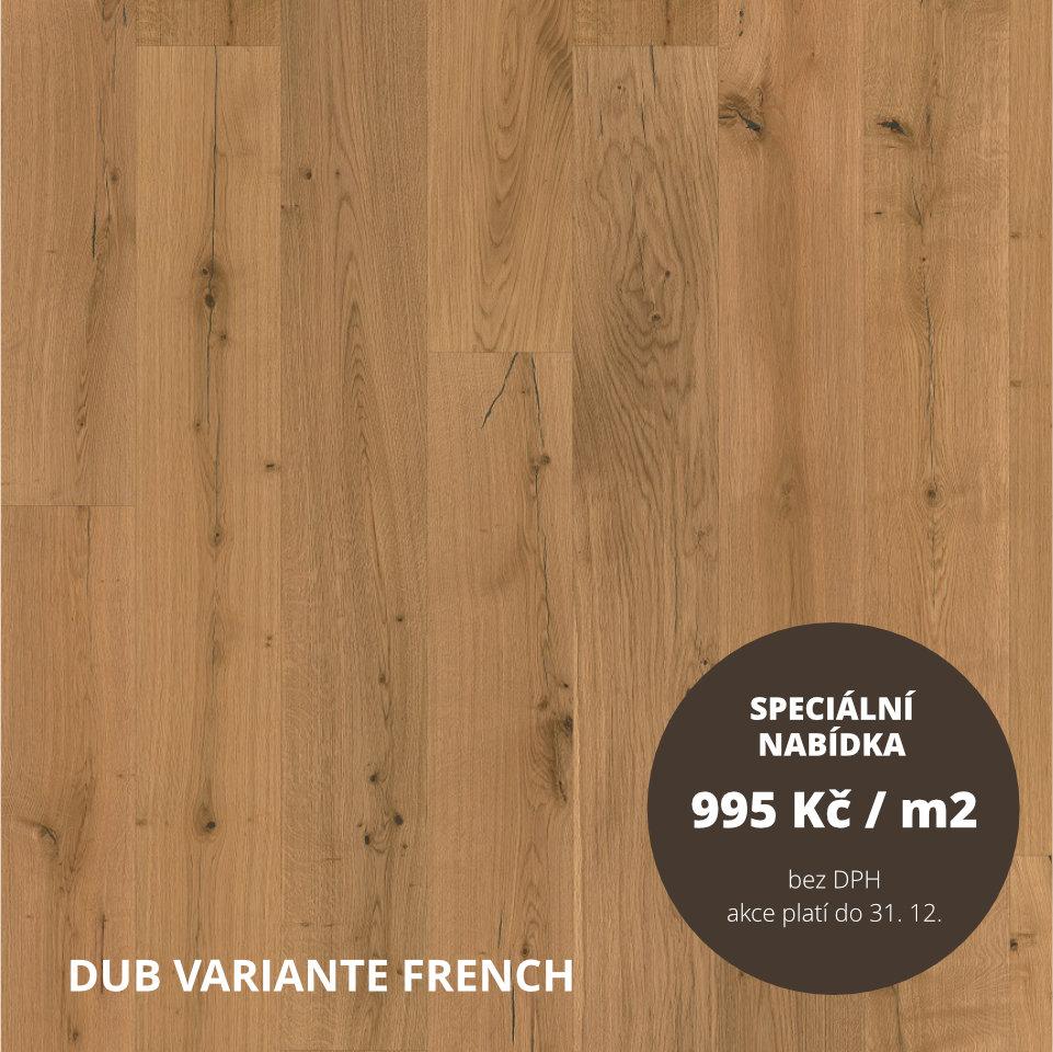 Speciální nabídka na podlahy FloorForever