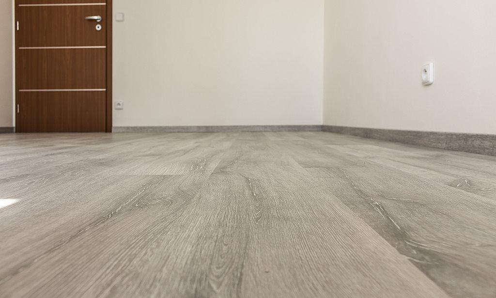 Ukázka realizace podlahy Kolín