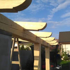 Realizace terasy Kolín 3