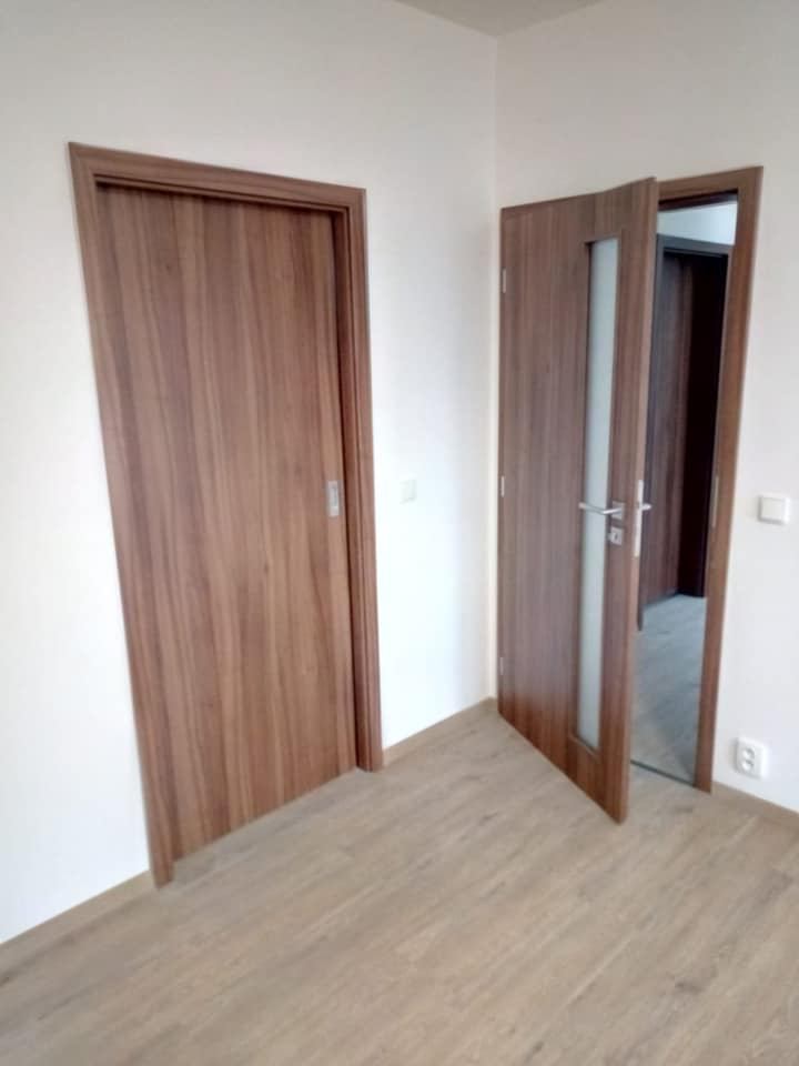 Ukázka realizace dveří - Tilia Interiéry s.r.o. Kolín